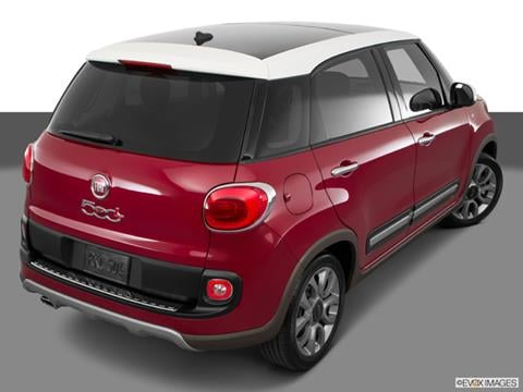 2016 fiat 500l urbana trekking pictures videos kelley. Black Bedroom Furniture Sets. Home Design Ideas