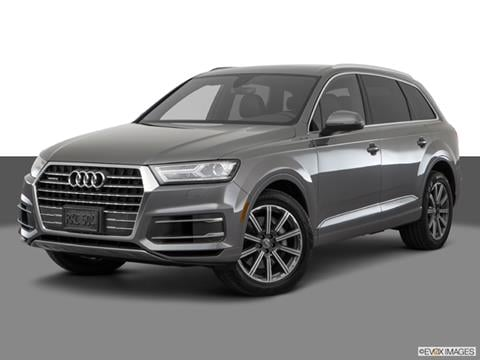 2019 Audi Q7 Pricing Ratings Reviews Kelley Blue Book