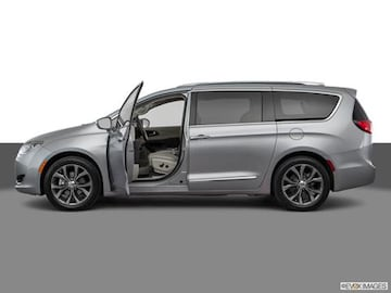 2017 chrysler pacifica pricing ratings reviews. Black Bedroom Furniture Sets. Home Design Ideas