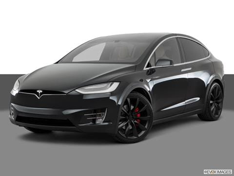 2018 Tesla Model X Pricing Ratings Reviews Kelley Blue Book