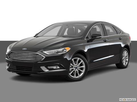 2017 Ford Fusion | Pricing, Ratings & Reviews | Kelley ...