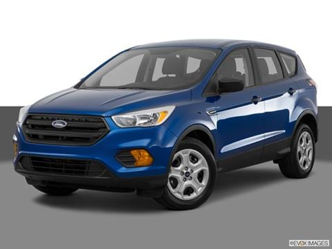 2017 ford escape pricing ratings reviews kelley blue book. Black Bedroom Furniture Sets. Home Design Ideas