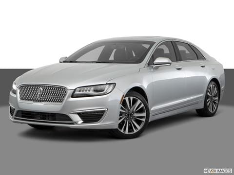 2018 Lincoln Mkz Pricing Ratings Reviews Kelley Blue Book
