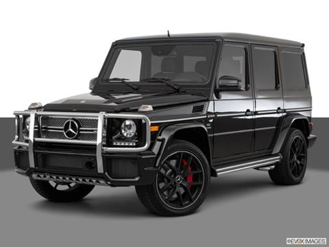 2017 Mercedes Benz G Class Pricing Ratings Amp Reviews