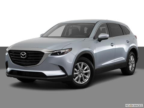 2018 Mazda Cx 9 Pricing Ratings Reviews Kelley Blue Book