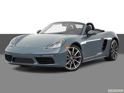 2018 porsche 718 boxster pricing ratings reviews. Black Bedroom Furniture Sets. Home Design Ideas