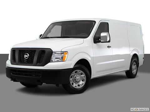2017 Nissan Nv2500 Hd Cargo