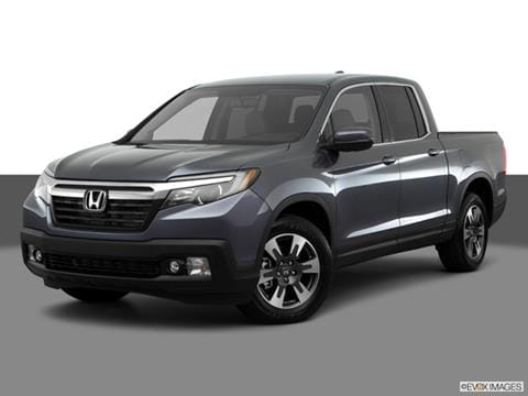 2018 Honda Ridgeline Pricing Ratings Reviews Kelley Blue Book