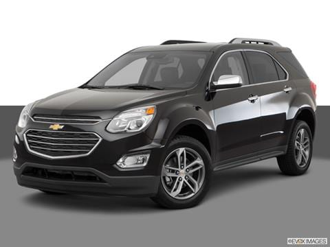 2017 Chevrolet Equinox | Pricing, Ratings & Reviews | Kelley Blue Book