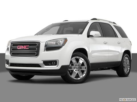 2017 gmc acadia limited pictures videos kelley blue book. Black Bedroom Furniture Sets. Home Design Ideas