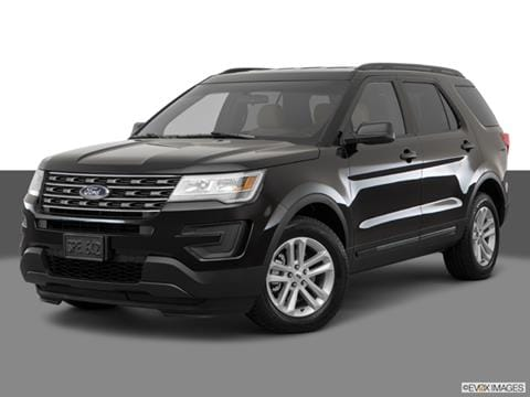 Ford Explorer 2017 Sport Price >> 2018 Ford Explorer Pricing Ratings Reviews Kelley Blue Book