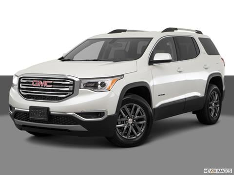2017 gmc acadia pricing ratings reviews kelley blue. Black Bedroom Furniture Sets. Home Design Ideas