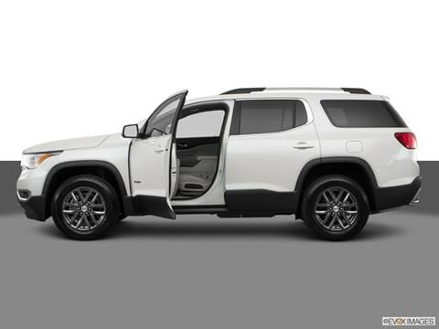2017 gmc acadia sle 2 pictures videos kelley blue book. Black Bedroom Furniture Sets. Home Design Ideas