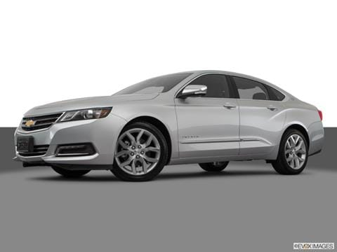 2018 Chevrolet Impala Premier New Car Prices Kelley Blue