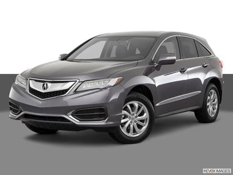 2017 Acura Rdx Pricing Ratings Reviews Kelley Blue Book