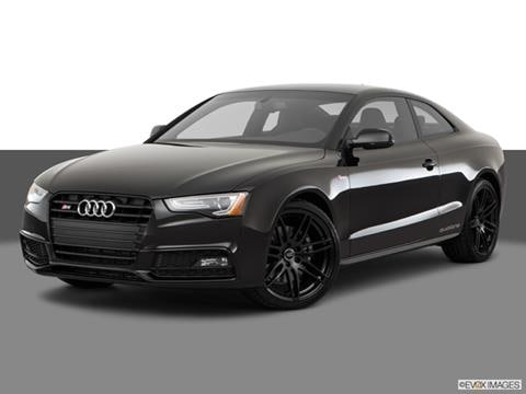 2017 audi s5 pricing ratings reviews kelley blue book. Black Bedroom Furniture Sets. Home Design Ideas