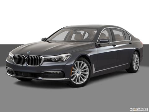 2017 bmw 7 series pricing ratings reviews kelley. Black Bedroom Furniture Sets. Home Design Ideas