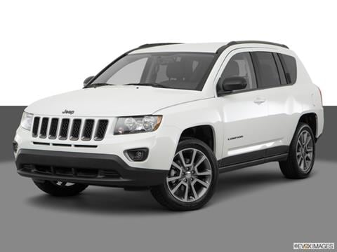 2017 jeep compass pricing ratings reviews kelley blue book rh kbb com
