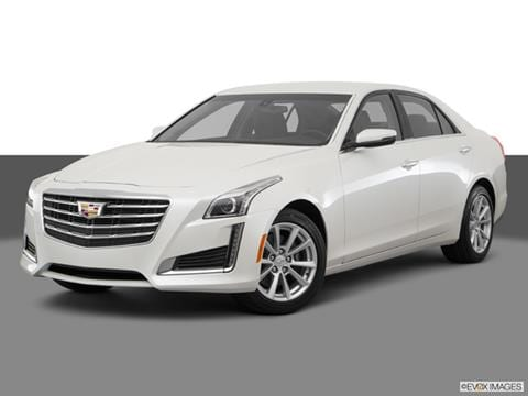 2018 Cadillac Cts Pricing Ratings Reviews Kelley Blue Book