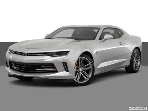 2018 Chevrolet Camaro Pricing Ratings Reviews Kelley Blue Book
