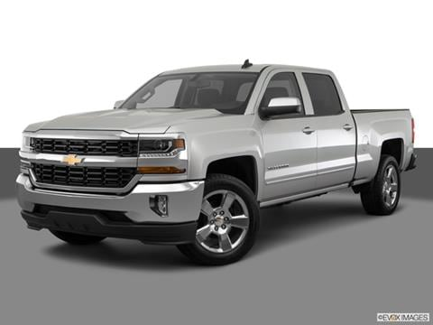 2018 Chevrolet Silverado 1500 Crew Cab Pricing Ratings