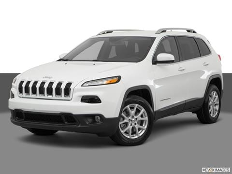 Suv Jeep 2018 >> 2018 Jeep Cherokee Pricing Ratings Reviews Kelley Blue Book
