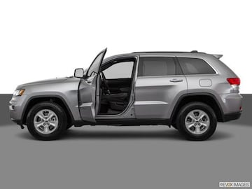 2017 jeep grand cherokee pricing ratings reviews kelley blue book. Black Bedroom Furniture Sets. Home Design Ideas