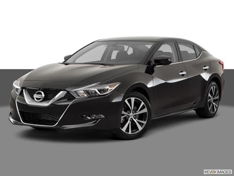 2018 Nissan Maxima Pricing Ratings Reviews Kelley Blue Book