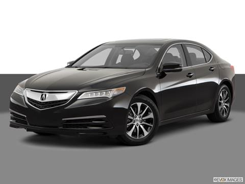 Acura TLX Pricing Ratings Reviews Kelley Blue Book - 2018 acura tsx navigation