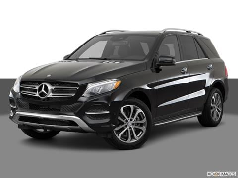 2017 mercedes benz gle | pricing, ratings & reviews
