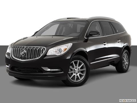 2017 buick enclave pricing ratings reviews kelley. Black Bedroom Furniture Sets. Home Design Ideas