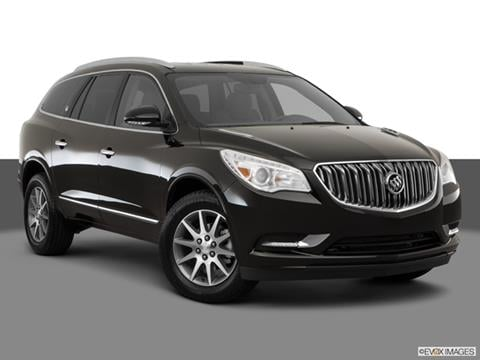 2017 buick enclave convenience pictures videos kelley blue book. Black Bedroom Furniture Sets. Home Design Ideas