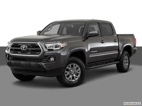 Toyota Tacoma Double Cab >> 2017 Toyota Tacoma Double Cab | Pricing, Ratings & Reviews | Kelley Blue Book