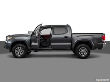 Toyota Tacoma Double Cab Pricing Ratings Reviews Kelley - 2017 toyota tacoma invoice