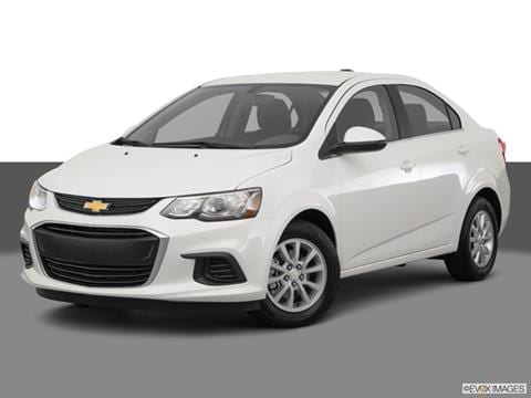 2018 Chevrolet Sonic Price >> 2018 Chevrolet Sonic Pricing Ratings Reviews Kelley Blue Book