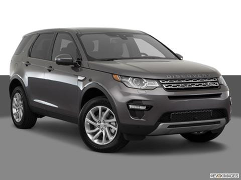 2017 Land Rover Discovery Sport SE Pictures & Videos ...