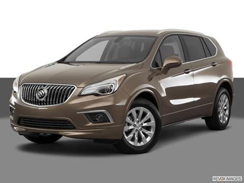 2017 buick envision pricing ratings reviews kelley. Black Bedroom Furniture Sets. Home Design Ideas