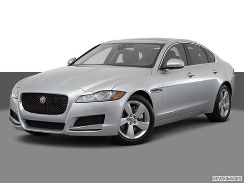 2017 Jaguar Xf Pricing Ratings Reviews Kelley Blue Book
