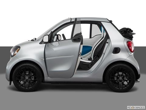 2017 smart fortwo Exterior