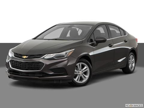 2018 Chevrolet Cruze Pricing Ratings Reviews Kelley Blue Book