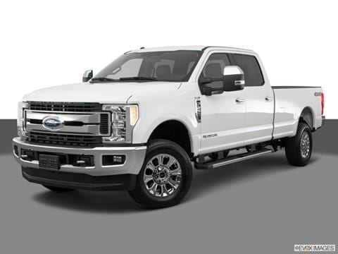 2016 Ford F350 Xl Reviews >> 2017 Ford F250 Super Duty Crew Cab | Pricing, Ratings & Reviews | Kelley Blue Book