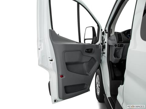2018 ford transit 350 wagon Interior