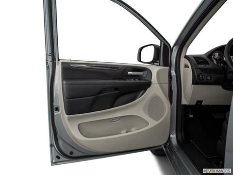2017 dodge grand caravan passenger Interior