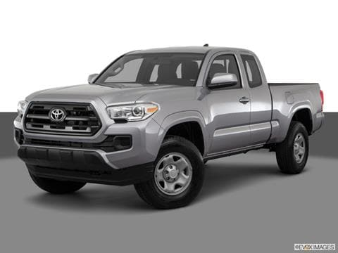 Toyota Tacoma Access Cab >> 2018 Toyota Tacoma Access Cab | Pricing, Ratings & Reviews ...