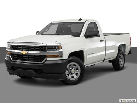 2017 Chevrolet Silverado 1500 Regular Cab | Pricing ...