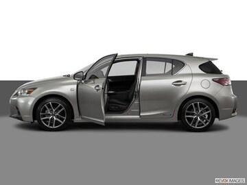 2017 Lexus Ct Exterior
