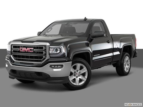 Sierra Gmc 2018 >> 2018 Gmc Sierra 1500 Regular Cab Pricing Ratings Reviews