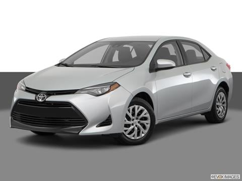 2019 Toyota Corolla Pricing Ratings Reviews Kelley Blue Book