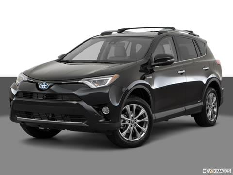 2018 Toyota Rav4 Hybrid Pricing Ratings Reviews Kelley Blue Book