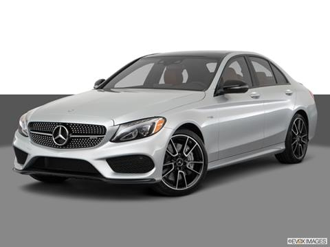 2018 Mercedes Benz Amg C Cl